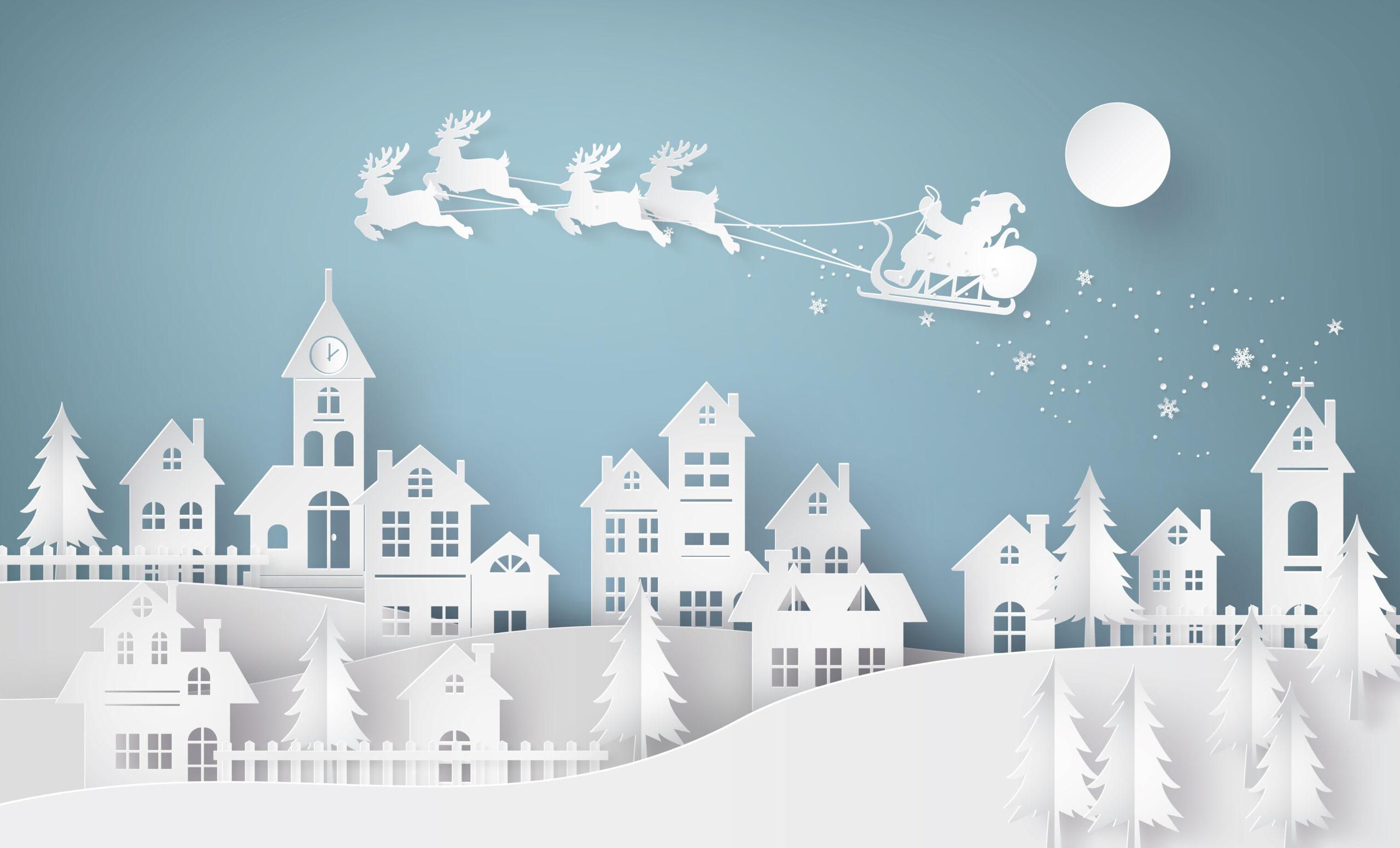 Рождество в западном христианстве