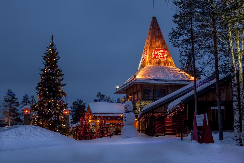 Каяни финляндия в новый год