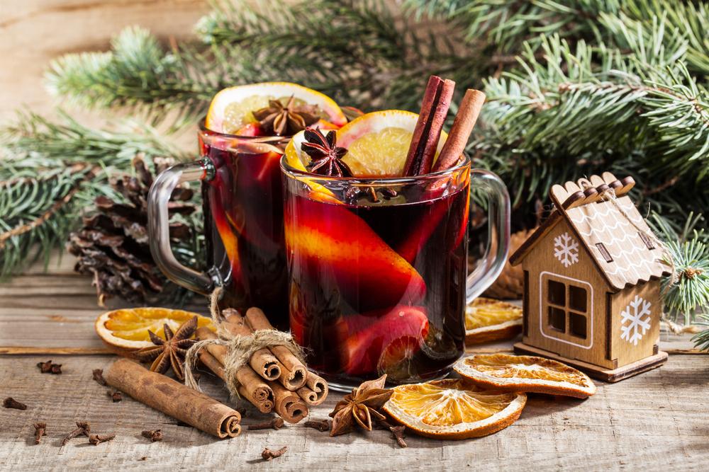 Глинтвейн: зимний напиток здоровья и радости