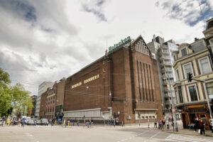 Музей Heineken Experience – самая посещаемая достопримечательность Амстердама