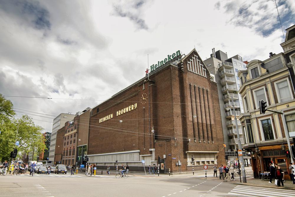Музей Heineken Experience – самая посещаемая достопримечательность Амстердама.Вокруг Света. Украина