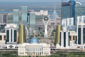 Астана подобна миражу