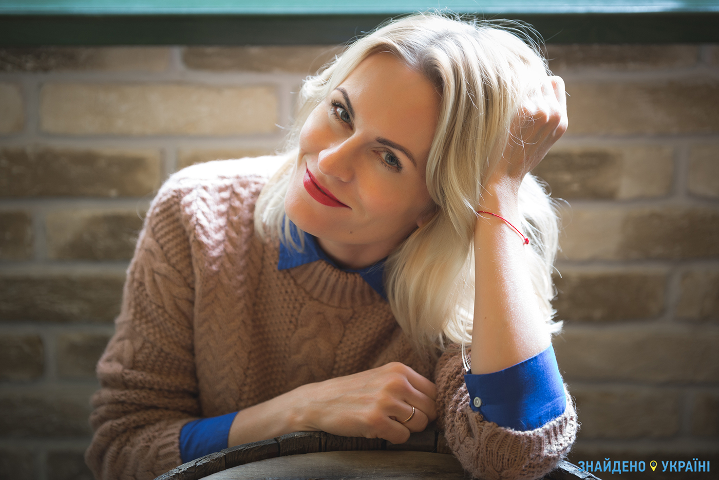 Лала Тарапакина: «Украину чувствую, люблю и восхищаюсь»