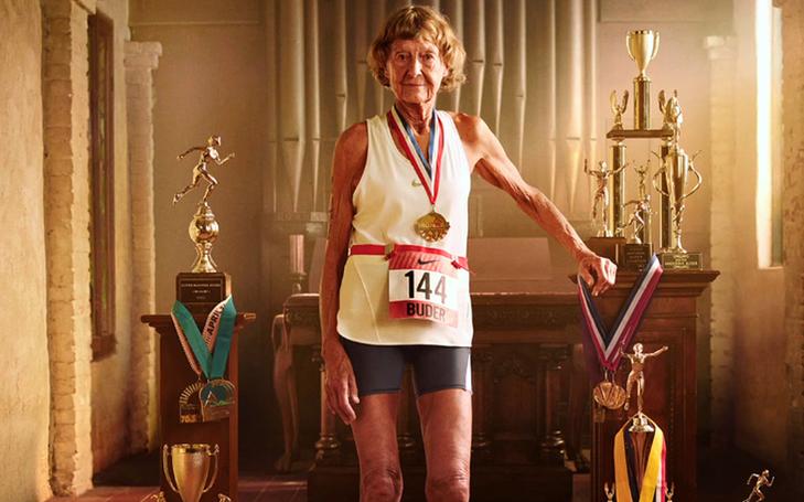 86-летняя монахиня стала героиней мотивационного ролика от Nike.Вокруг Света. Украина