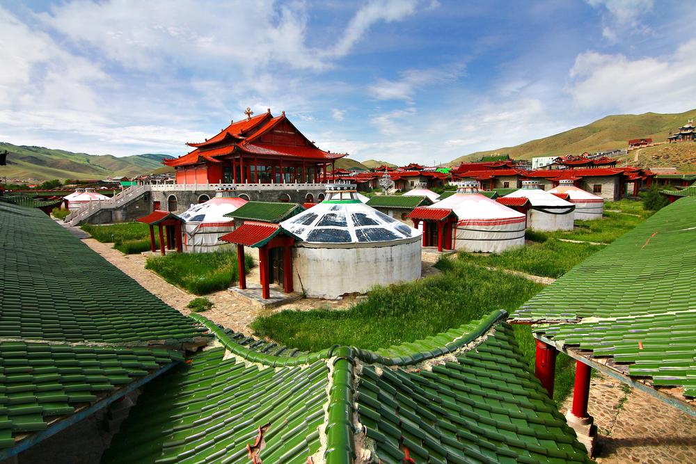 День независимости в Монголии