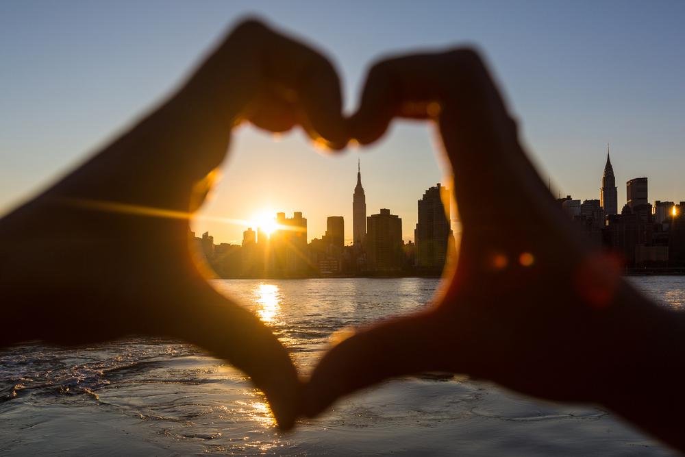 Туристы наводняют Нью-Йорк
