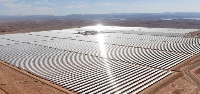 Африканское солнце обеспечит энергией Европу