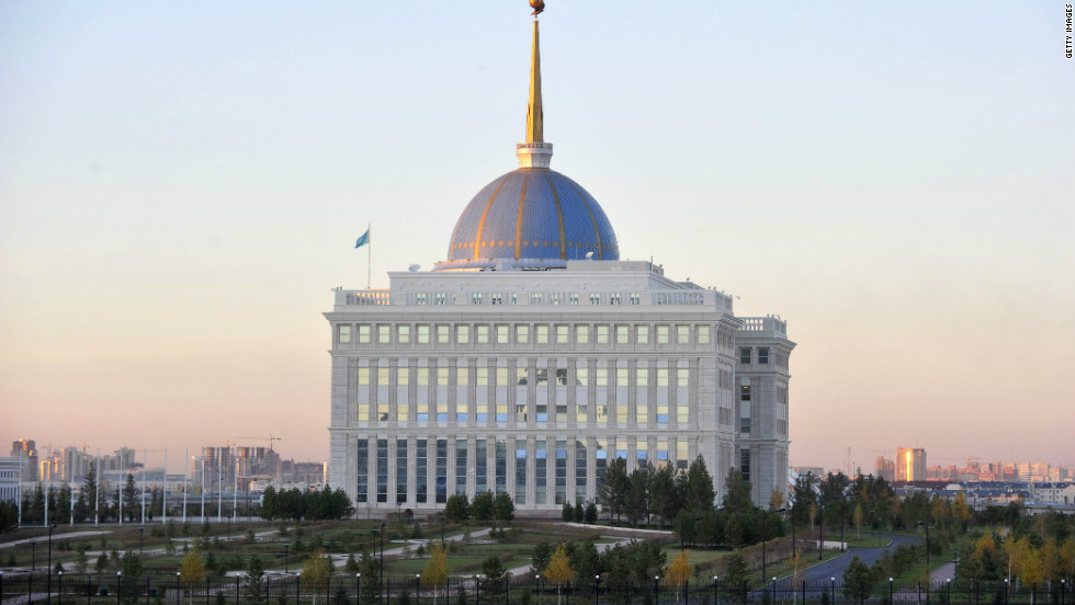 фото: Astana: A city in the steppes