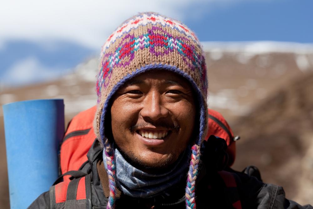 Шерпы: настоящие покорители Эвереста