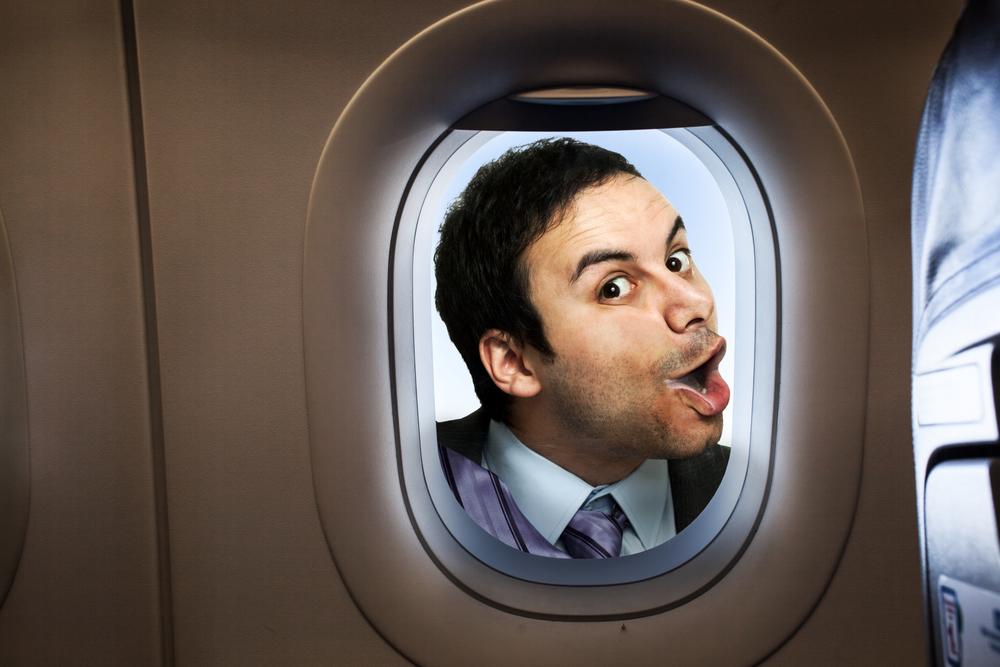 5 типов людей, которых следует избегать в самолетах