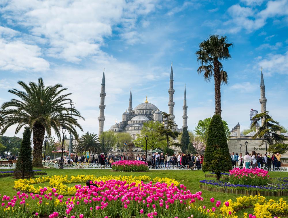 Не Анталия: куда еще можно поехать в Турции.Вокруг Света. Украина