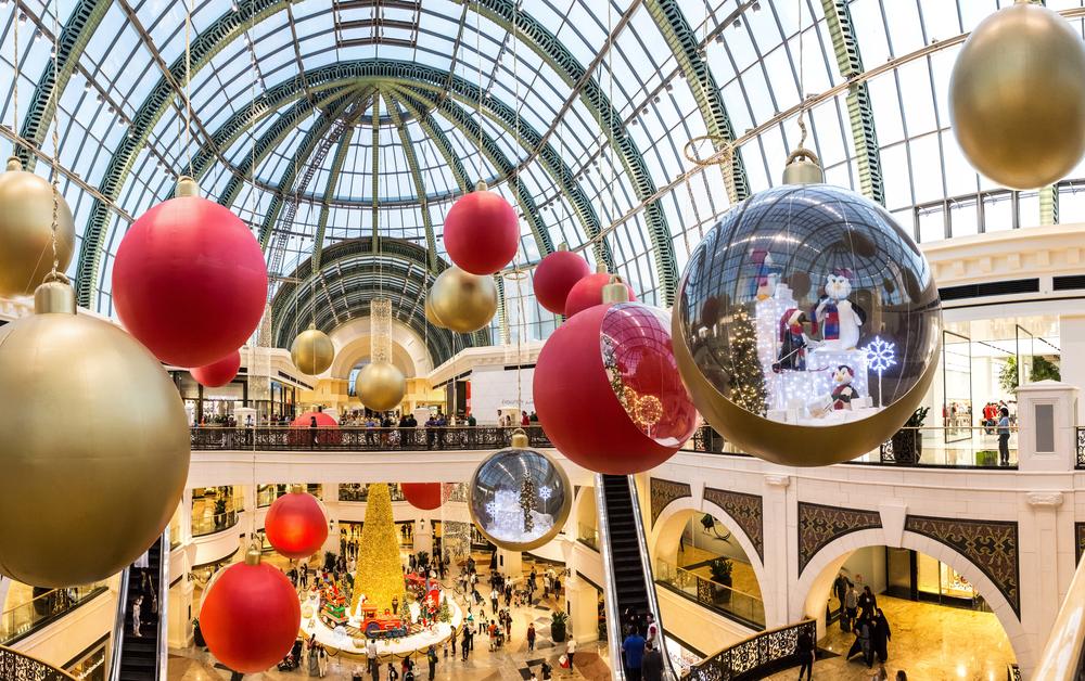 ТОП-10 рождественских витрин магазинов.Вокруг Света. Украина