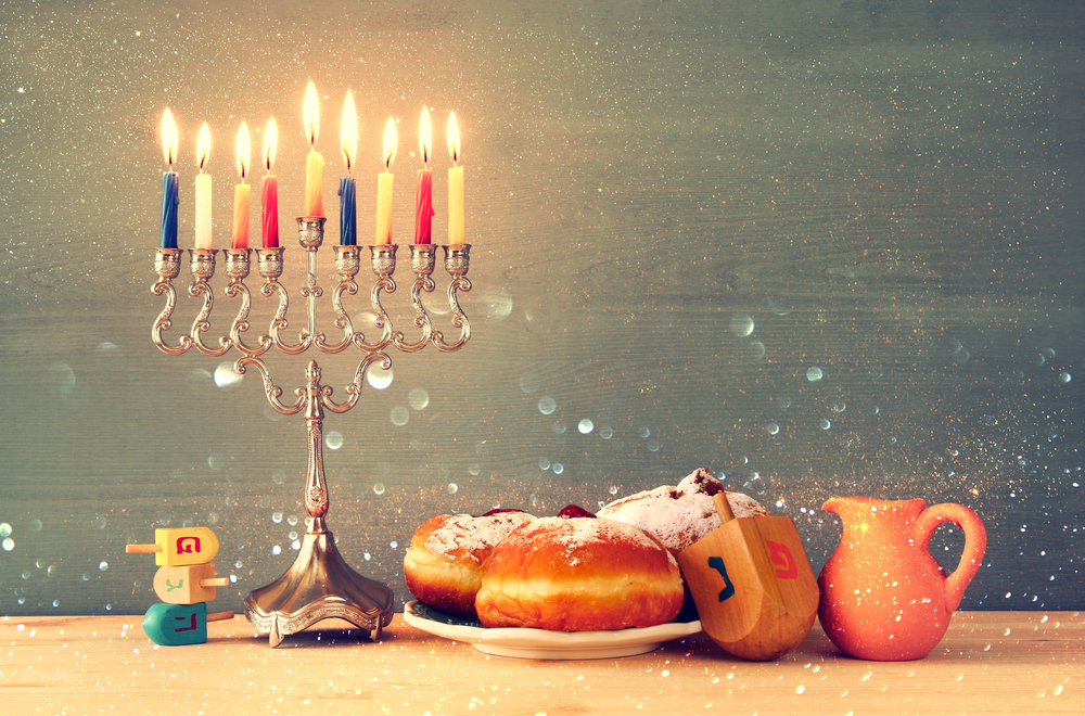 Ханука: еврейский праздник свечей