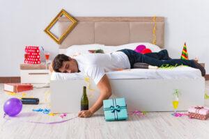 Как избежать похмелья во время праздников