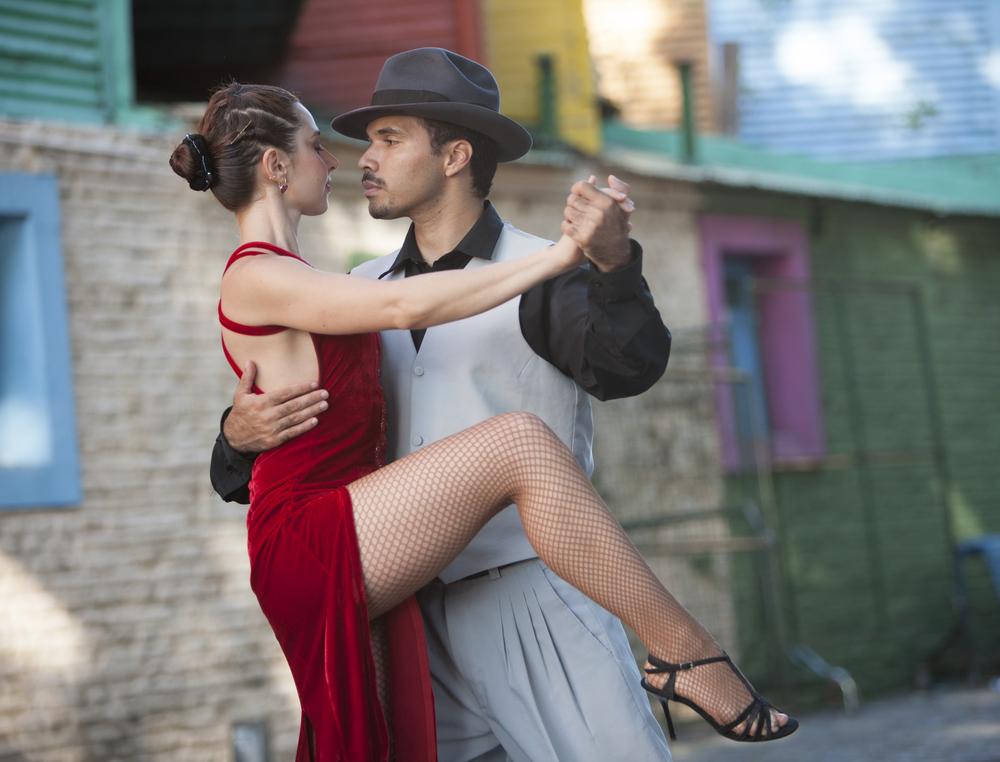 День танго в Аргентине