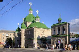 Церкви Рождества Христова в Украине
