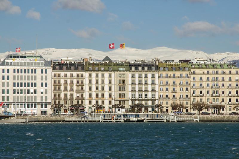 Идеальный город Женева