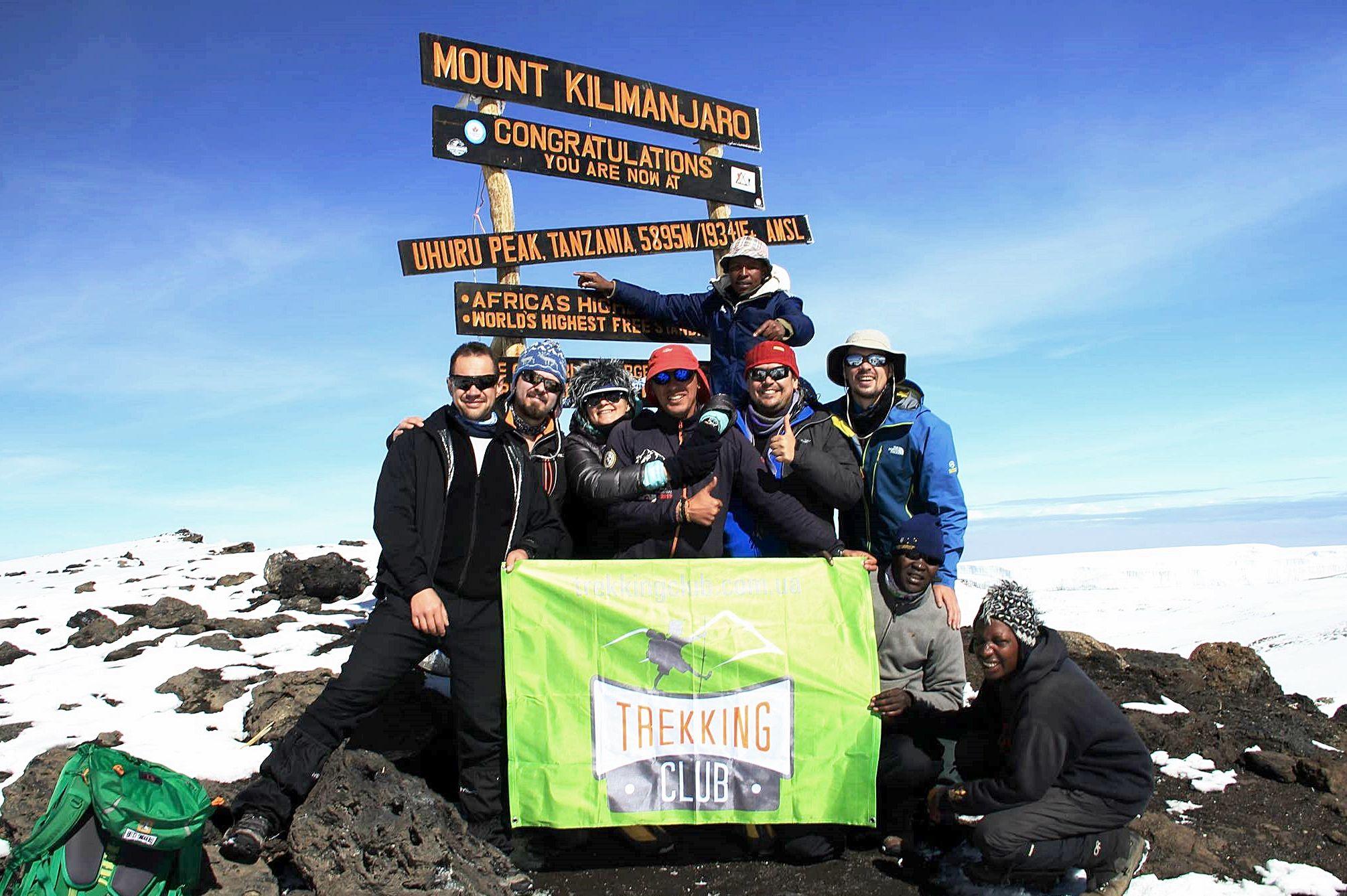 Интервью с основателем Trekking club Андреем Ходеевым
