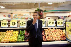 Лучшие фото президента Обамы