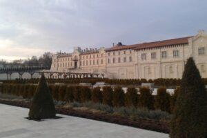 Мимилейший молдавский замок
