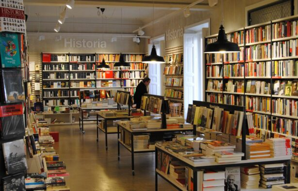 4-2-614x395 Легендарные книжные магазины в Европе