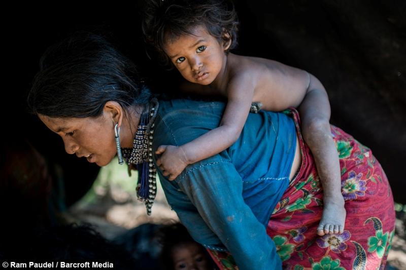 Короли леса: непальское племя рауте