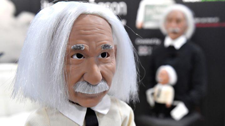 На выставке CES представили мини-Эйнштейна