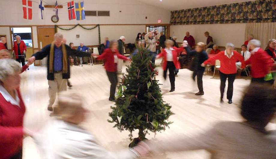 День святого Кнута в Швеции и Финляндии