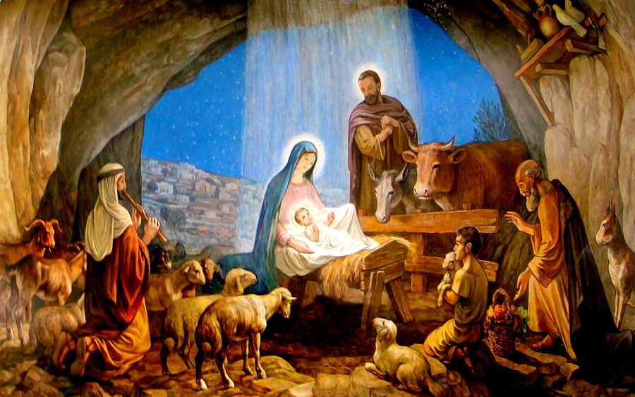 reflection paper virgin birth jesus