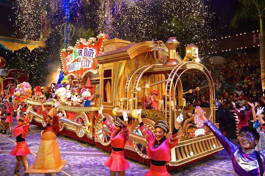 Как китайцы отмечают Новый год.Вокруг Света. Украина