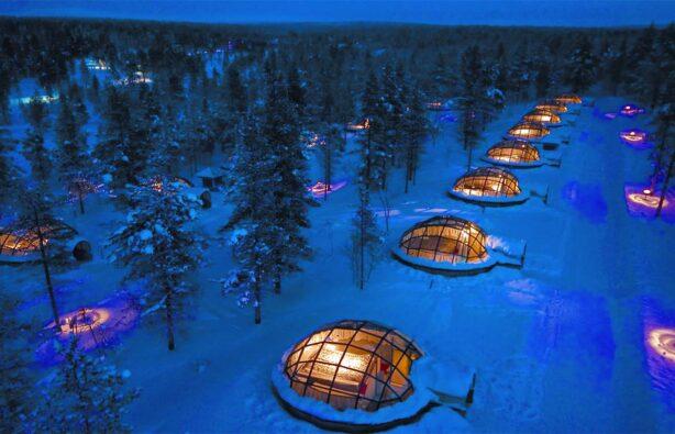 фото: kakslauttanen.fi