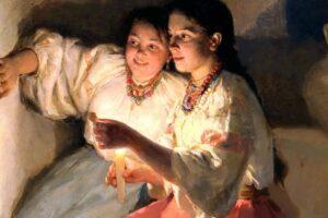 Як святкувати Старий Новий рік: ворожіння, кутя, щедрівки