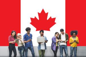 Американцы массово подаются в канадские колледжи