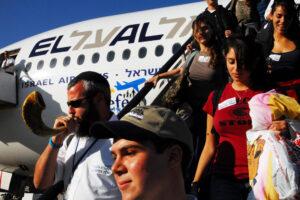 Евреи эмигрируют из Франции в Израиль