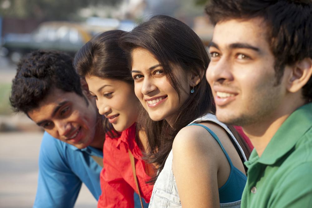 День молодежи в Индии