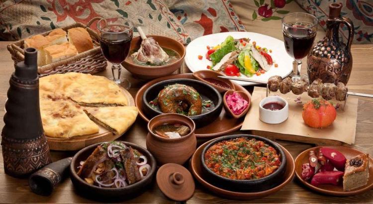 Национальные блюда Абхазии