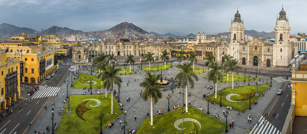 День основания Лимы - столицы Перу