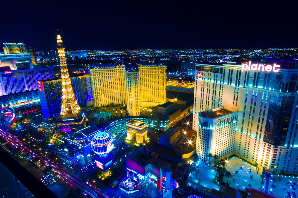 Все едут играть, развлекаться и жениться в Лас-Вегас.Вокруг Света. Украина