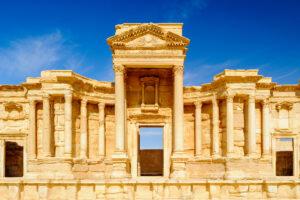 Как уничтожалась древняя Пальмира