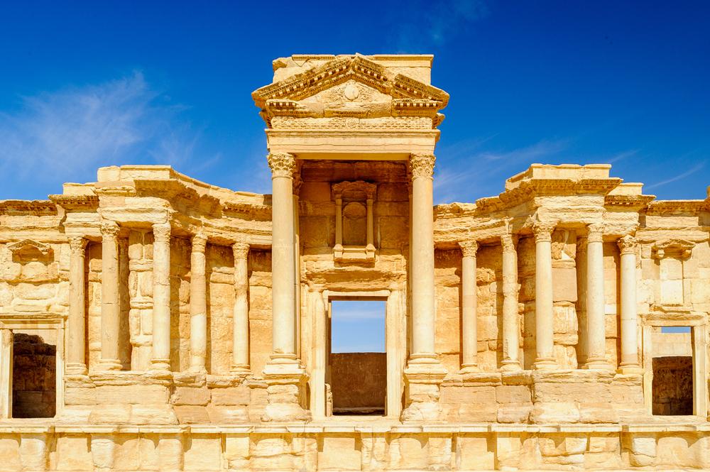 Как уничтожалась древняя Пальмира.Вокруг Света. Украина