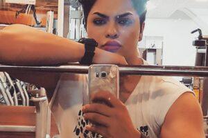 В Иране арестовали женщину-бодибилдера