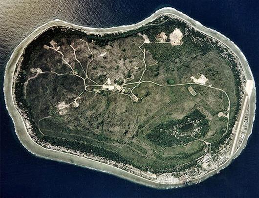 Науру – самое крошечное государство в мире.Вокруг Света. Украина