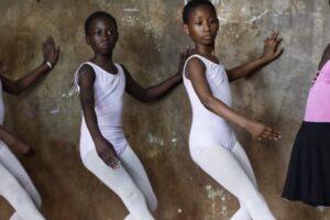Балет в африканских трущобах