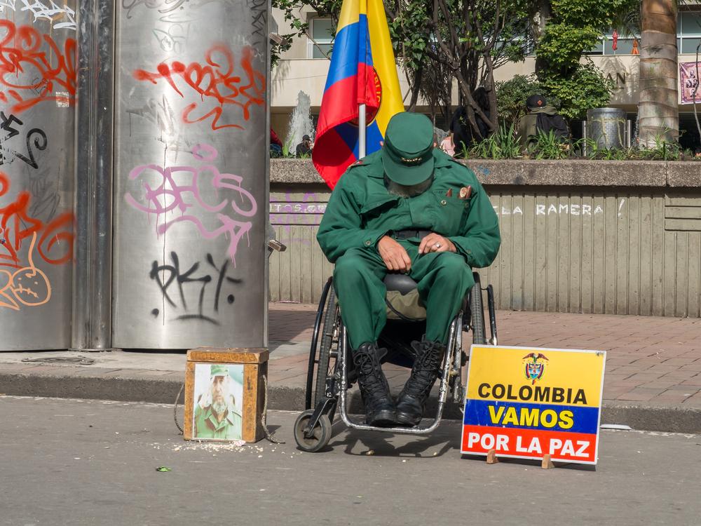 Полувековая война в Колумбии оставила глубокие душевные раны.Вокруг Света. Украина
