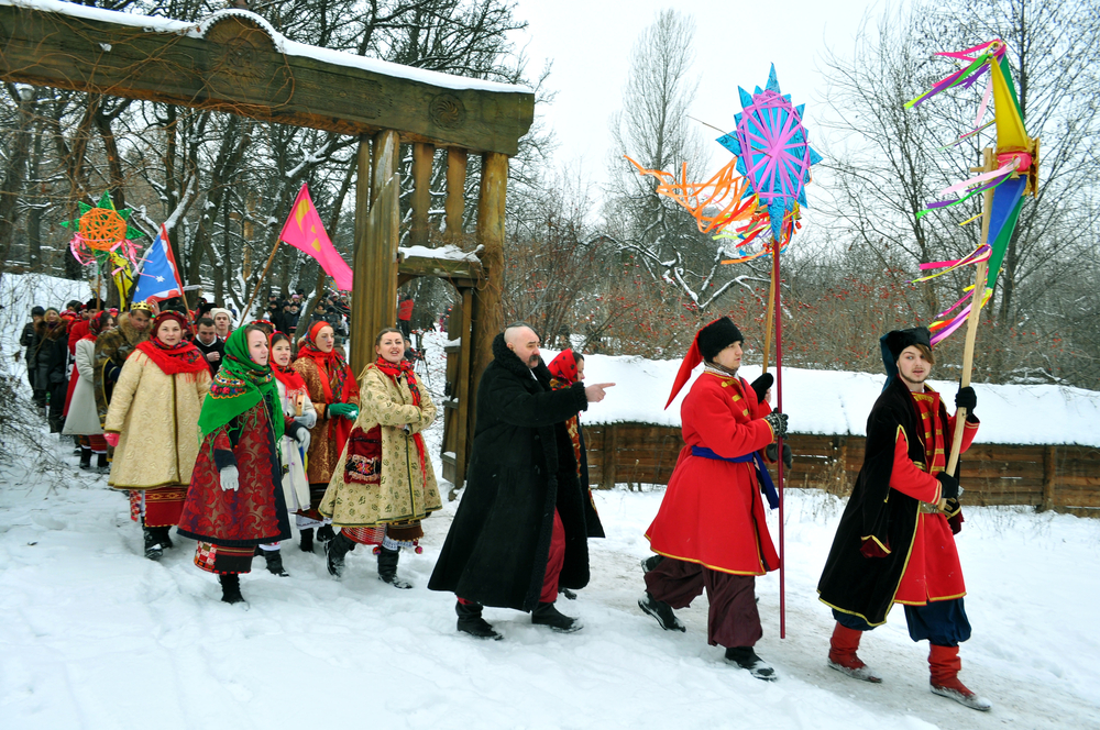 Рождество у христиан восточного обряда