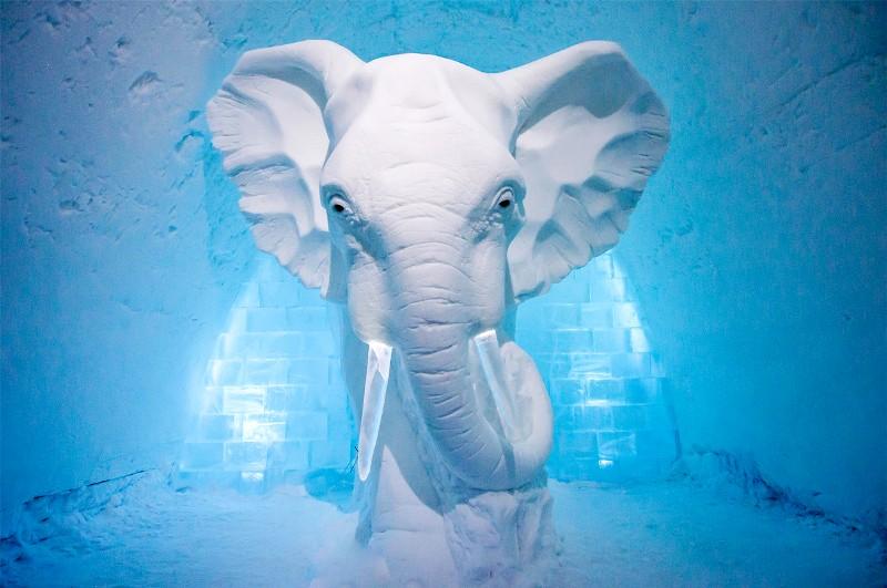 ТОП-7 ледяных отелей мира