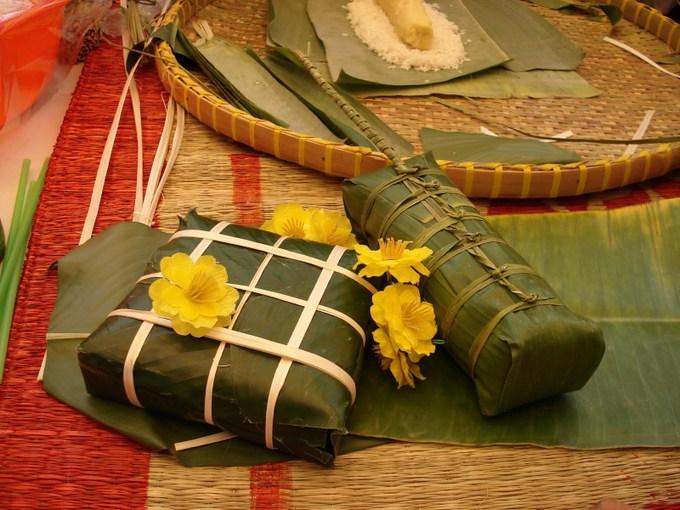 Новый год по-вьетнамски: рисовые пироги, доллары и апельсиновые деревья.Вокруг Света. Украина