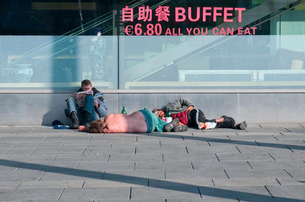 Туристам показывают «бездомную» Вену.Вокруг Света. Украина