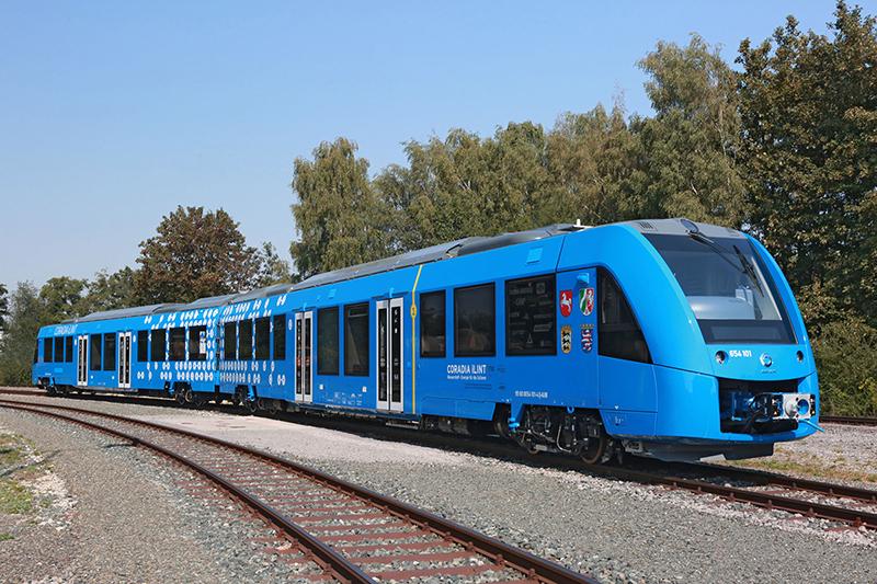 В Германии представили первый в мире эко-поезд.Вокруг Света. Украина