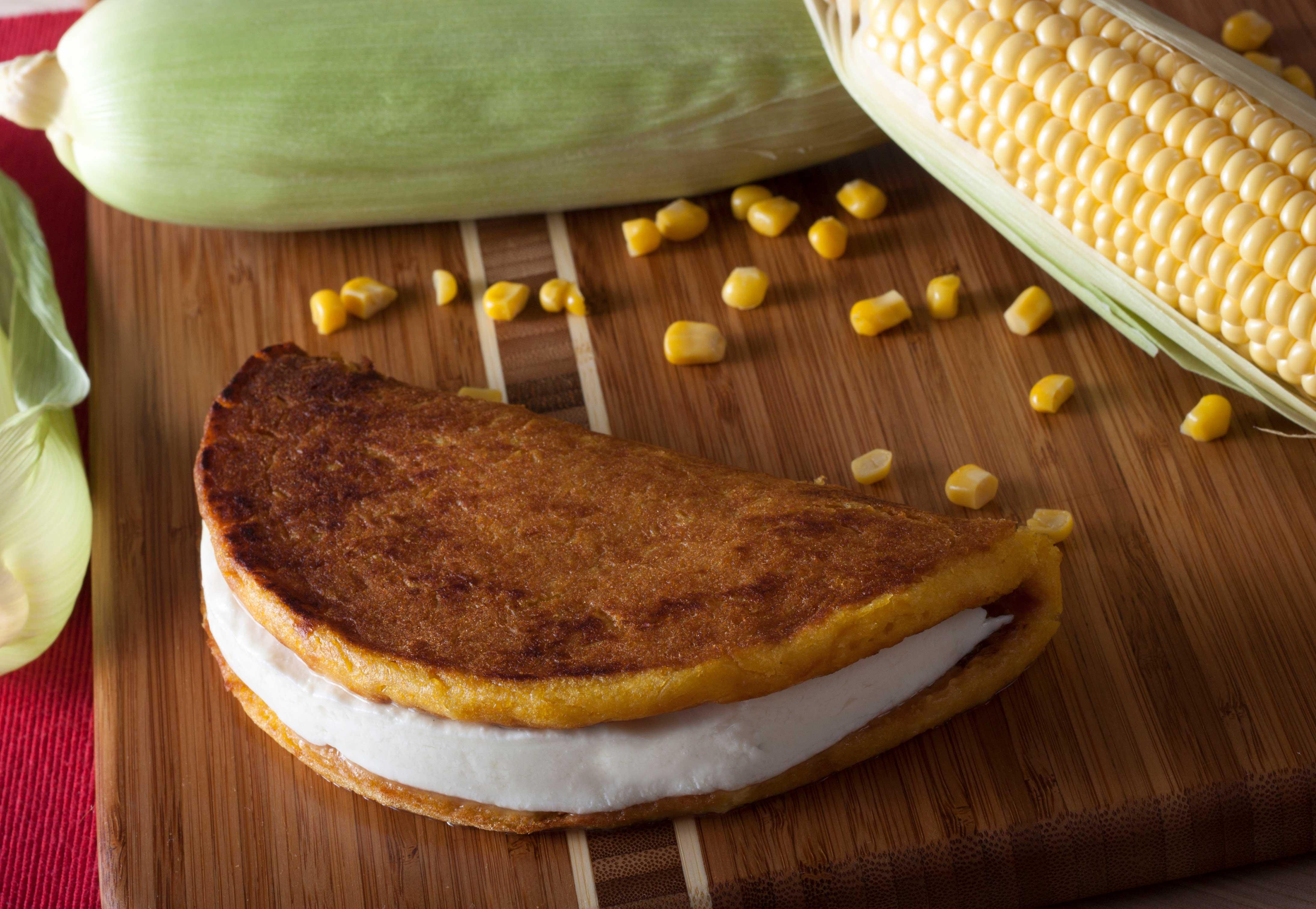 Масленица: рецепт венесуэльских блинов качапа (Cachapas)